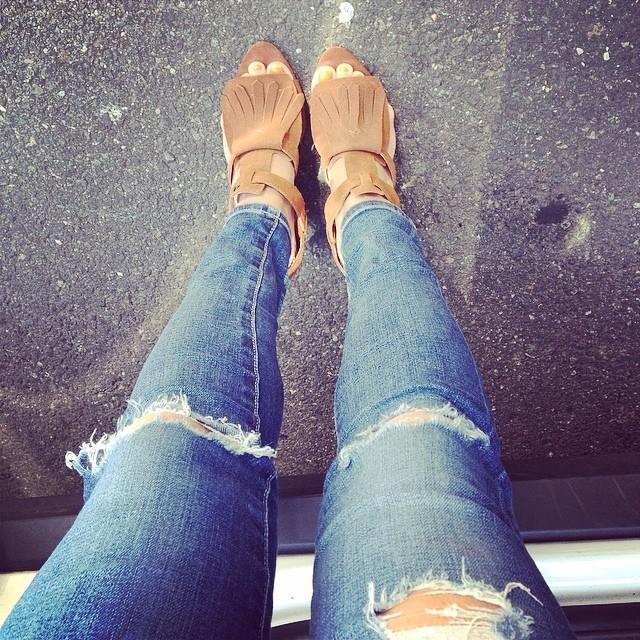 Melissa Garcia Feet