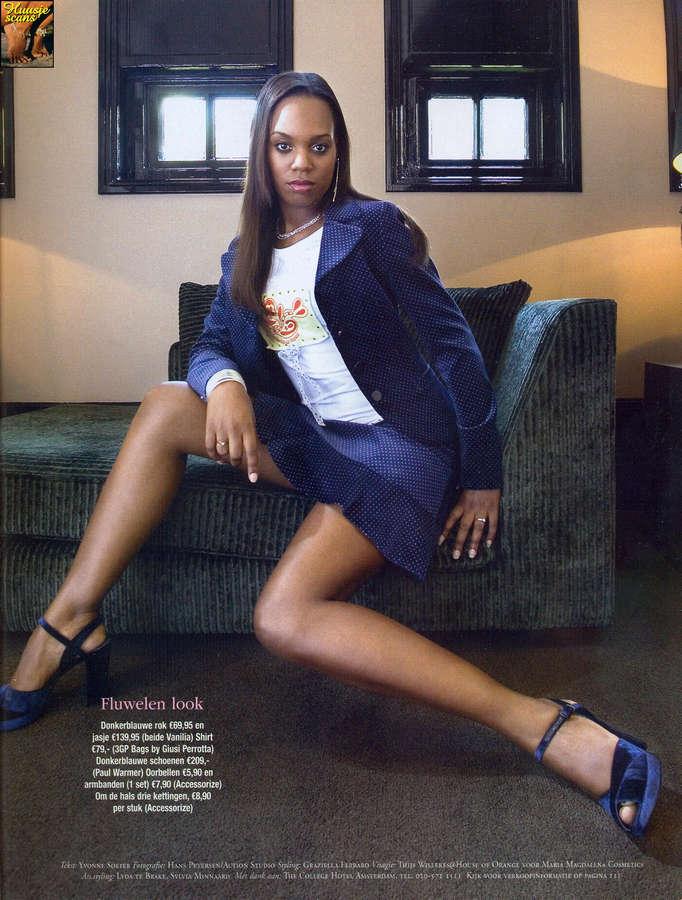 Jasmine Sendar Feet