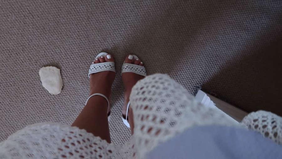 Josie Fear Feet