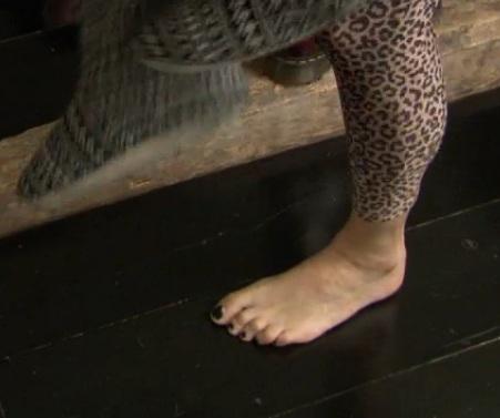 Kajsa Grytt Feet