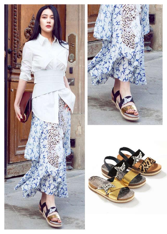 Xinyu Zhang Feet