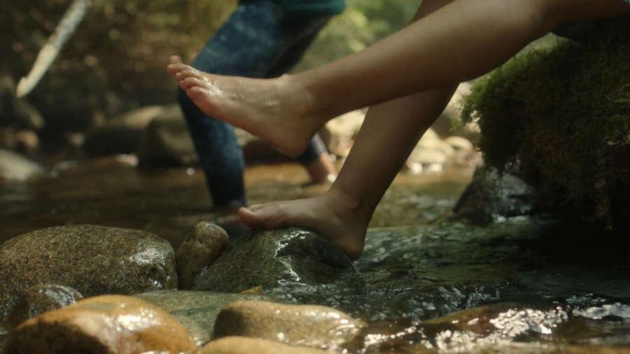 Millan Tesfazgi Feet