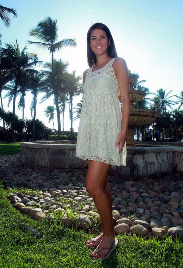 Sorana Cirstea Feet