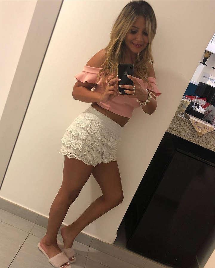 Karina Tejeda Feet