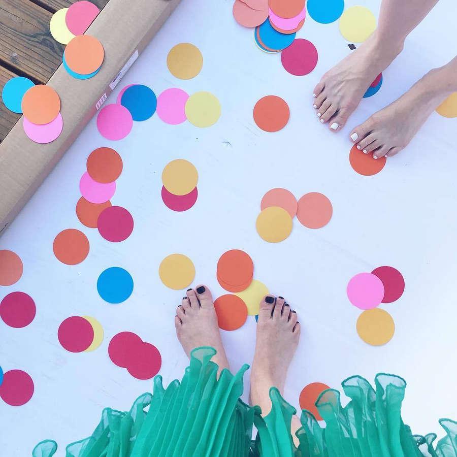 Summer Bellessa Feet