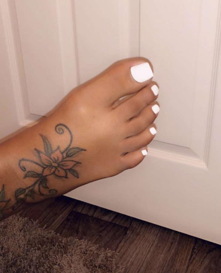 Shantis Thompson Feet