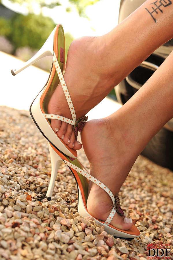 Angel Rivas Feet