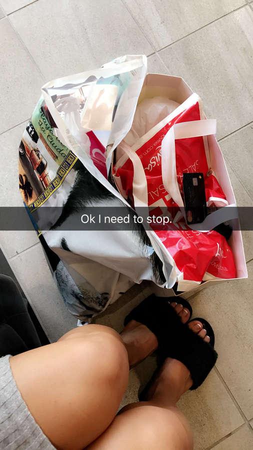 Giorgia Piscina Feet