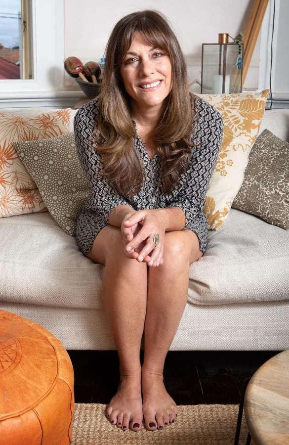 Alexandra Fowler Feet