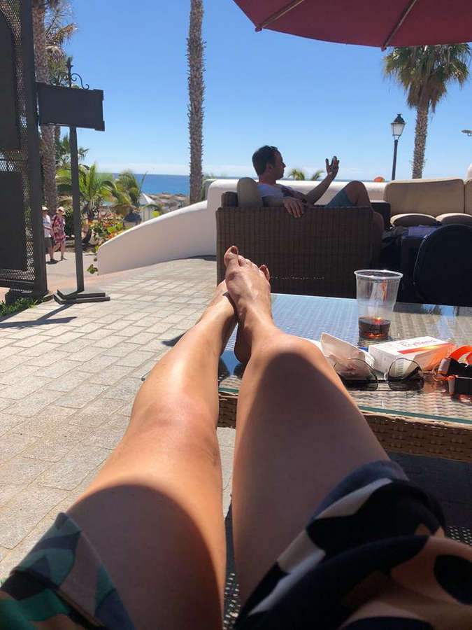 Emma Lanford Feet