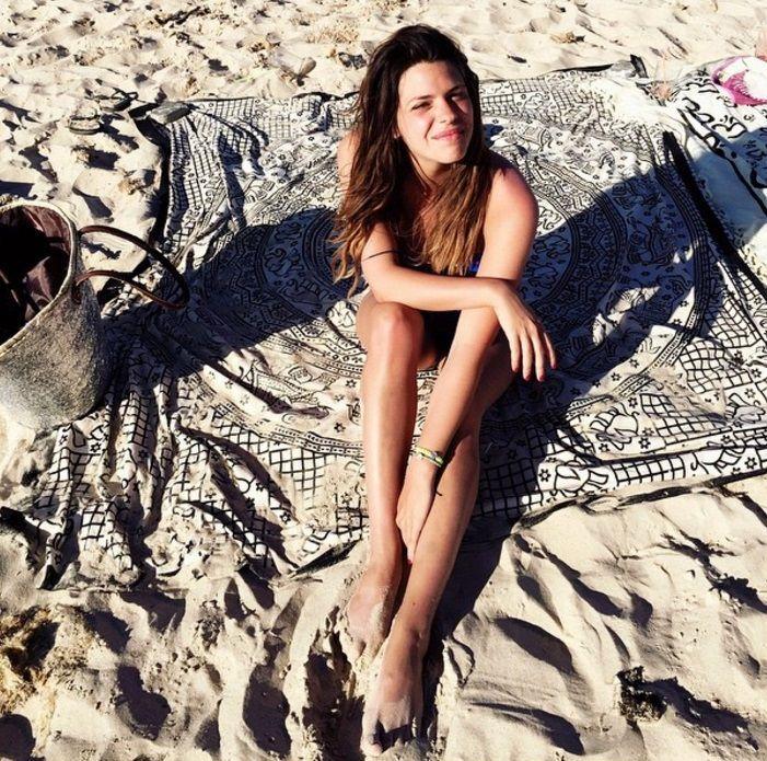 Laura Matamoros Feet