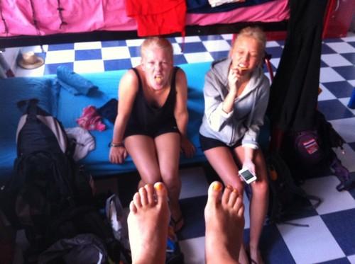 Aina Lesse Feet
