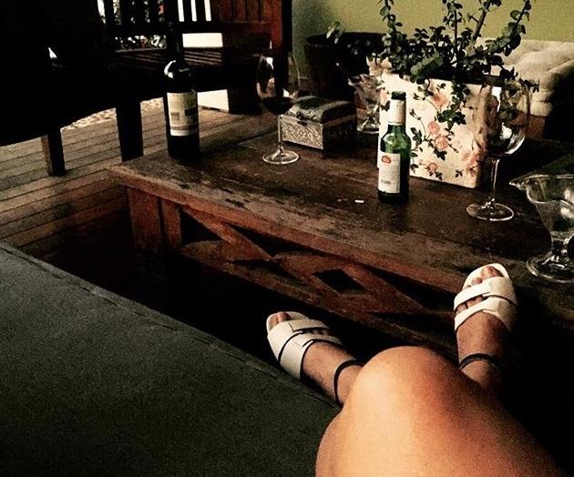 Alexandra Maia Feet