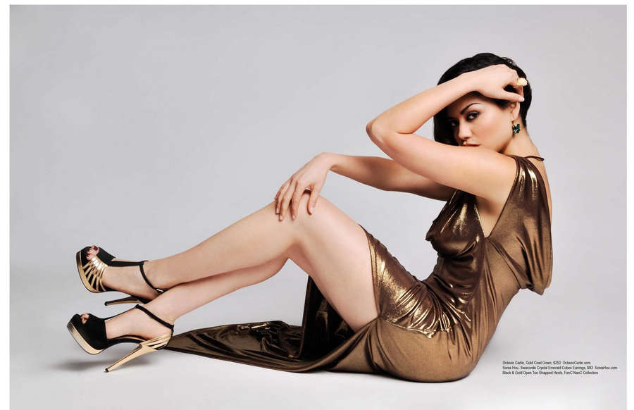 Alyssa Diaz Feet