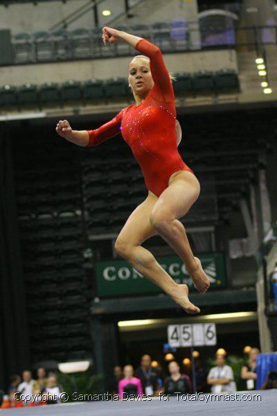 Alicia Sacramone Feet