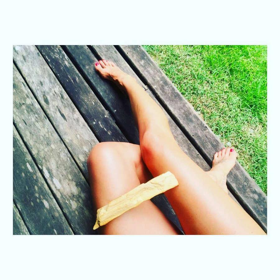 Jaycee Gossett Feet