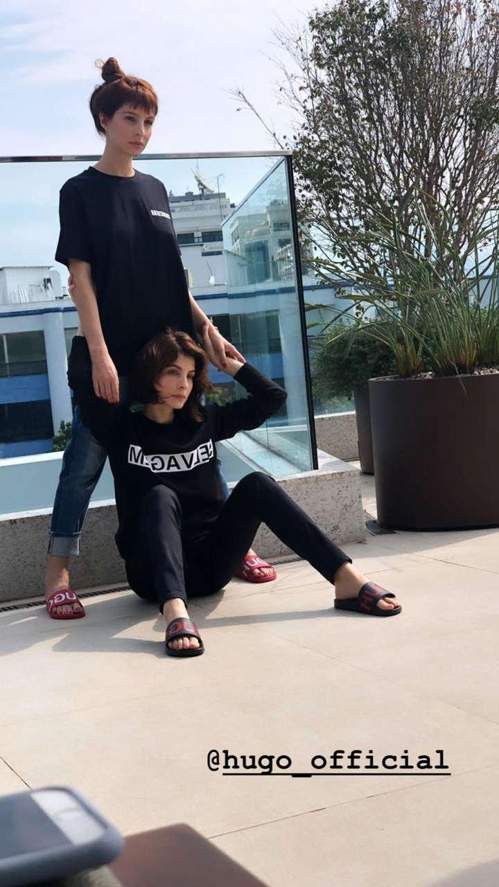 Michelle Batista Feet