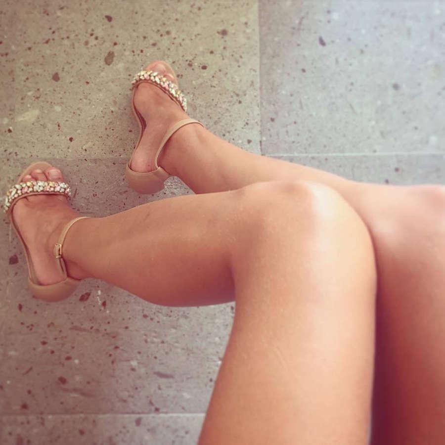 Kristyna Svobodova Feet