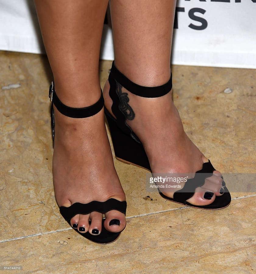 Fumero feet melissa The Untold