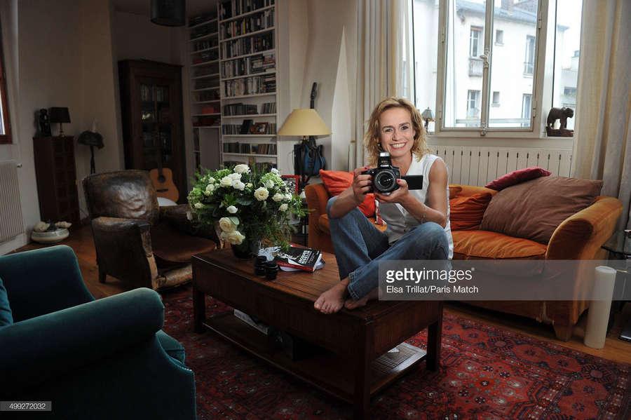 Sandrine Bonnaire Feet