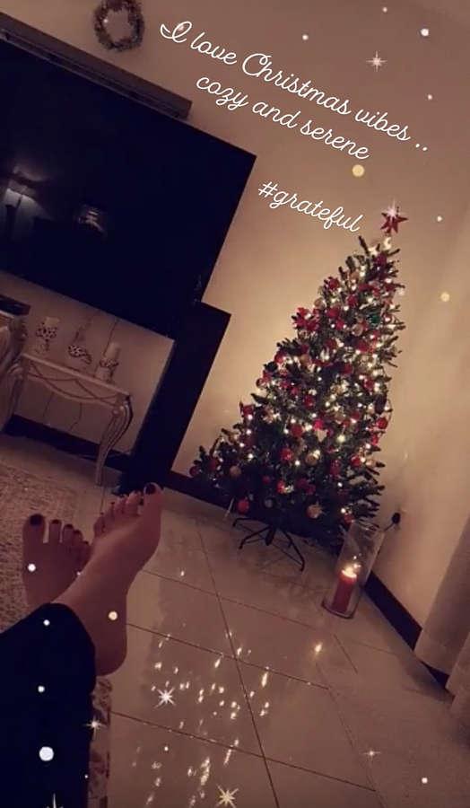 Nesrine Tafesh Feet