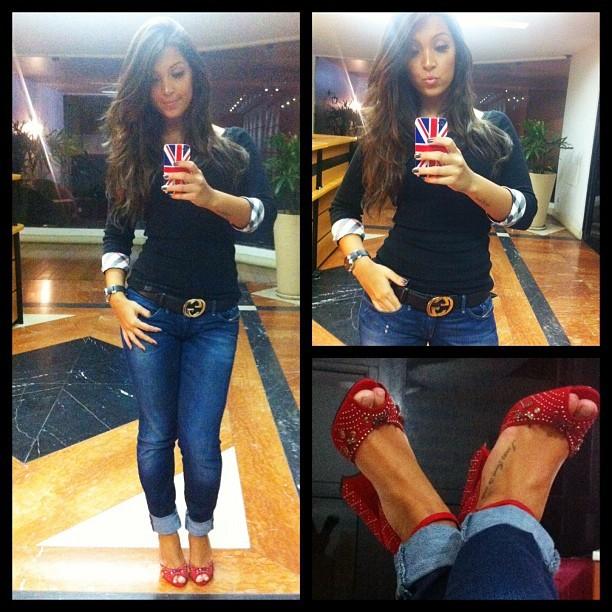 Katia Volkland Feet