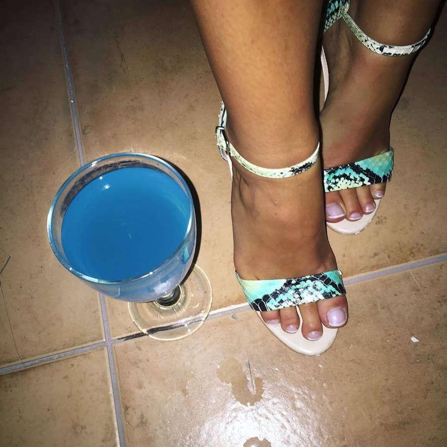 Thea Sofie Loch Naess Feet