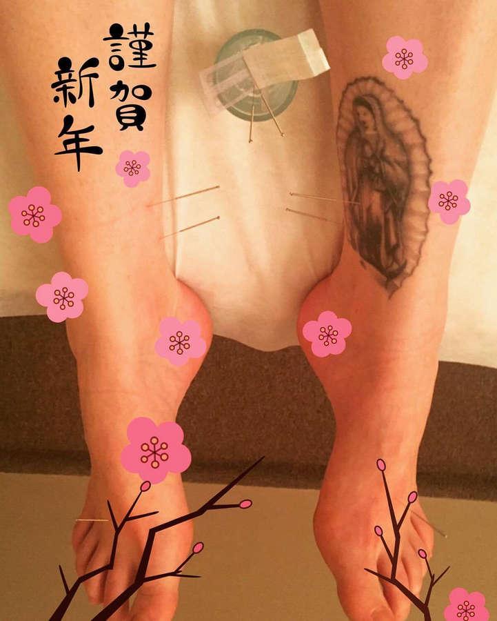 Agustina K Mpfer Feet