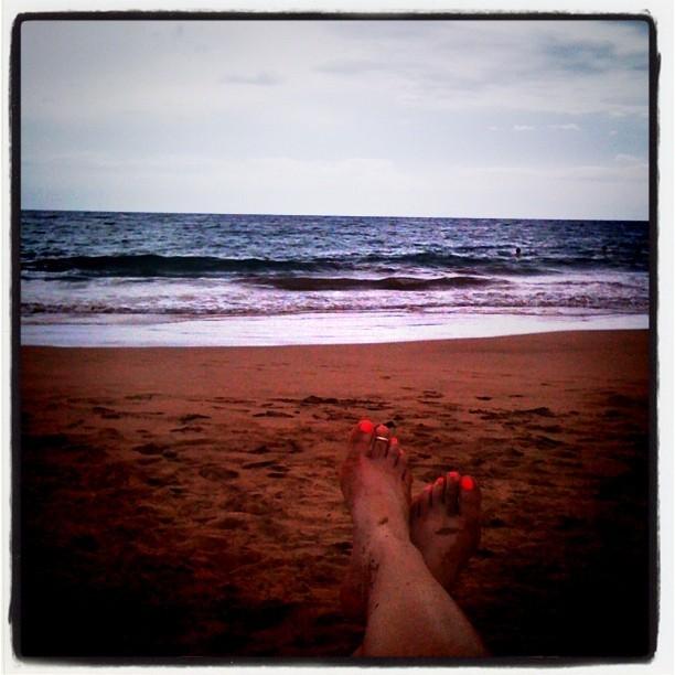 Lauren Leonelli Feet
