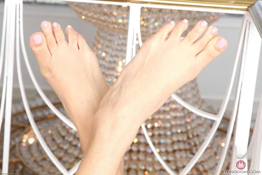 Cassidy Banks Feet