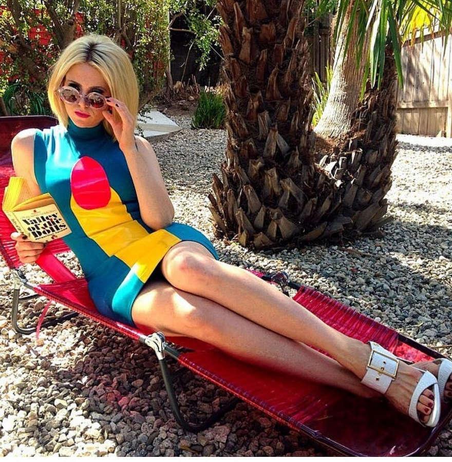Kate Nash Feet