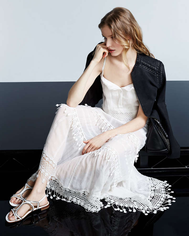 Alisa Ahmann Feet
