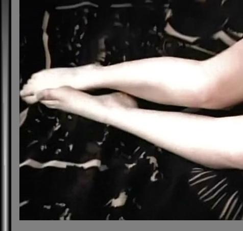 Danuta Kowalska Feet