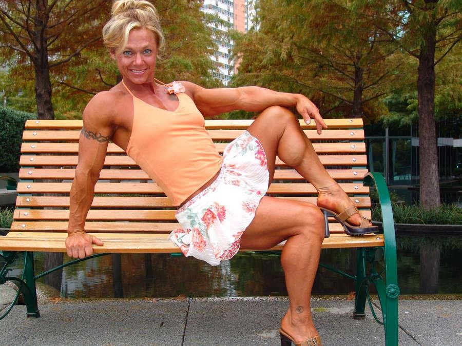 Brenda Smith Feet