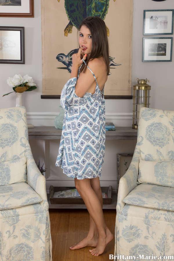 Brittany Marie Feet
