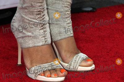 Kim Fields Feet