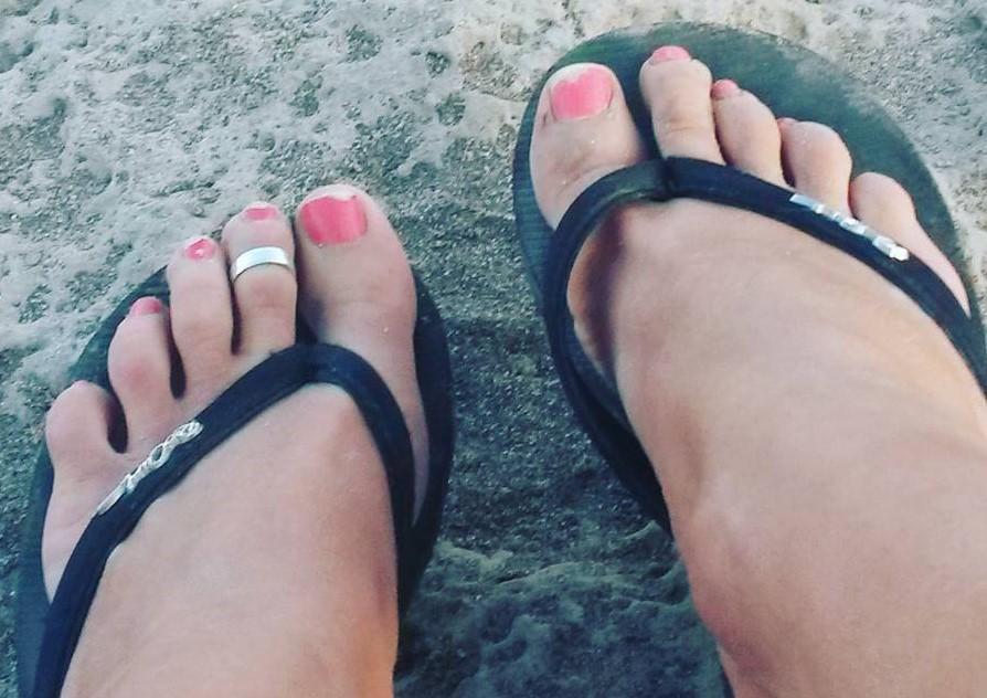 Maria Zamarbide Feet