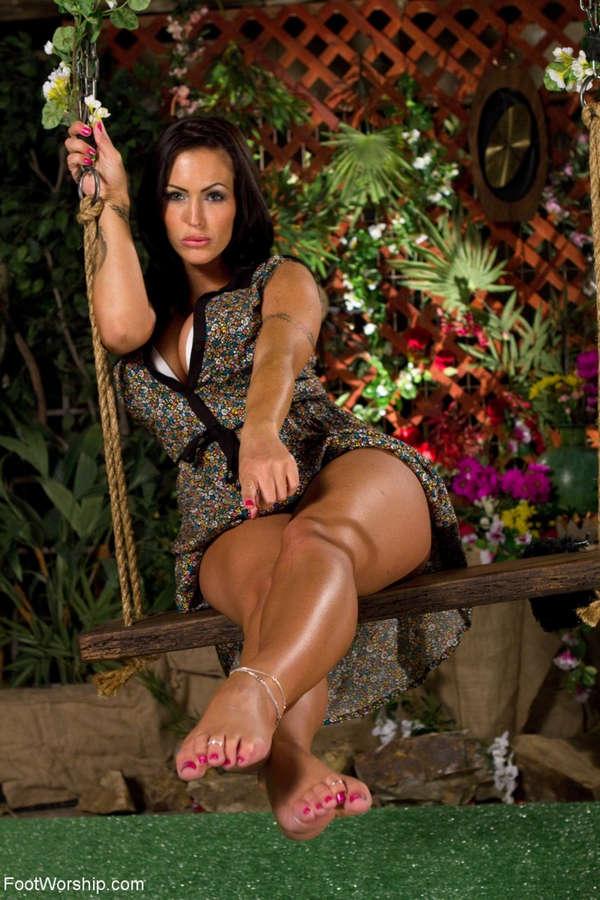 Jenna Presley Feet