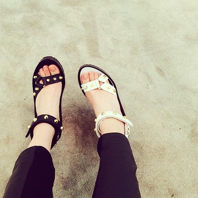 Soo Joo Park Feet