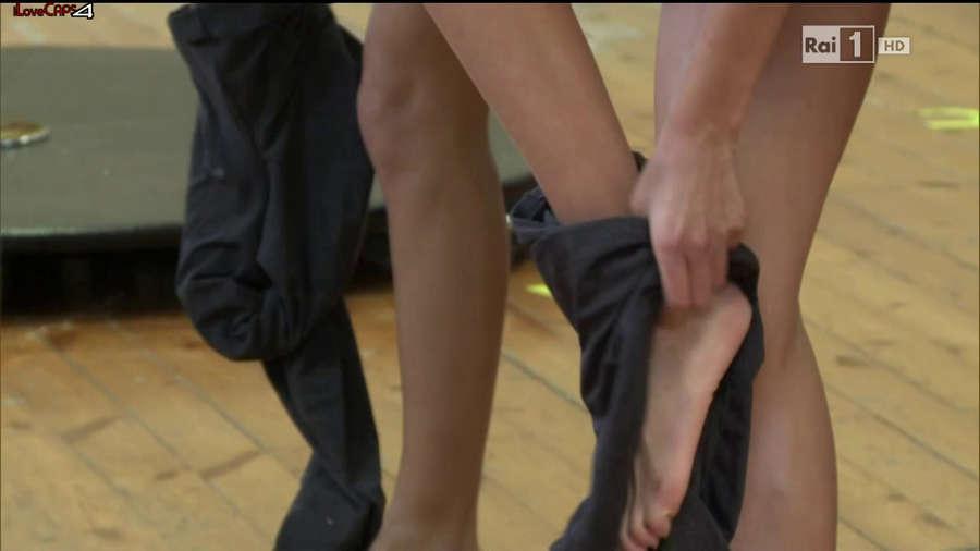 Federica Nargi Feet