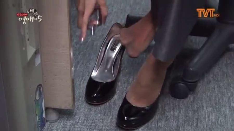 Seo Yeon Im Feet