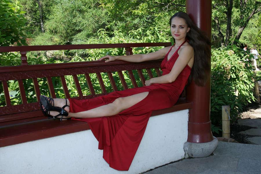 Aliona Munteanu Feet