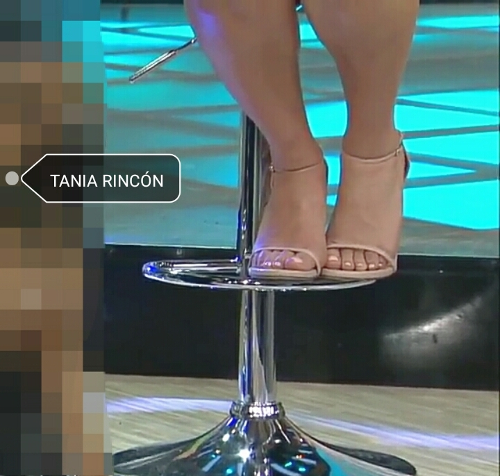 Tania Rincon Feet