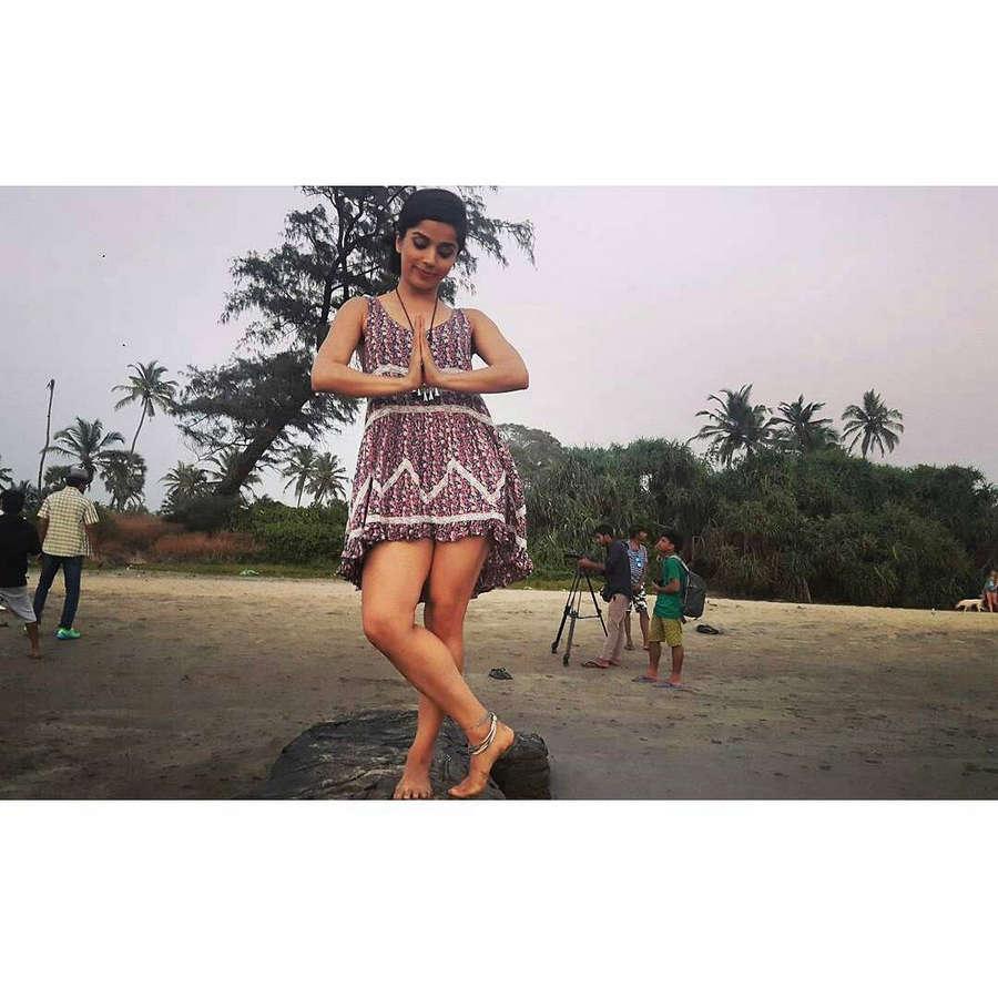 Aparna Bajpai Feet