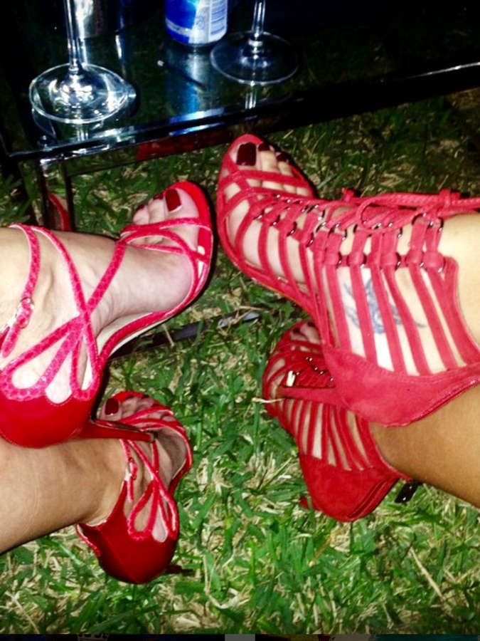 Lauren Stone Feet