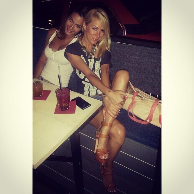 Ana Milenkovic Feet