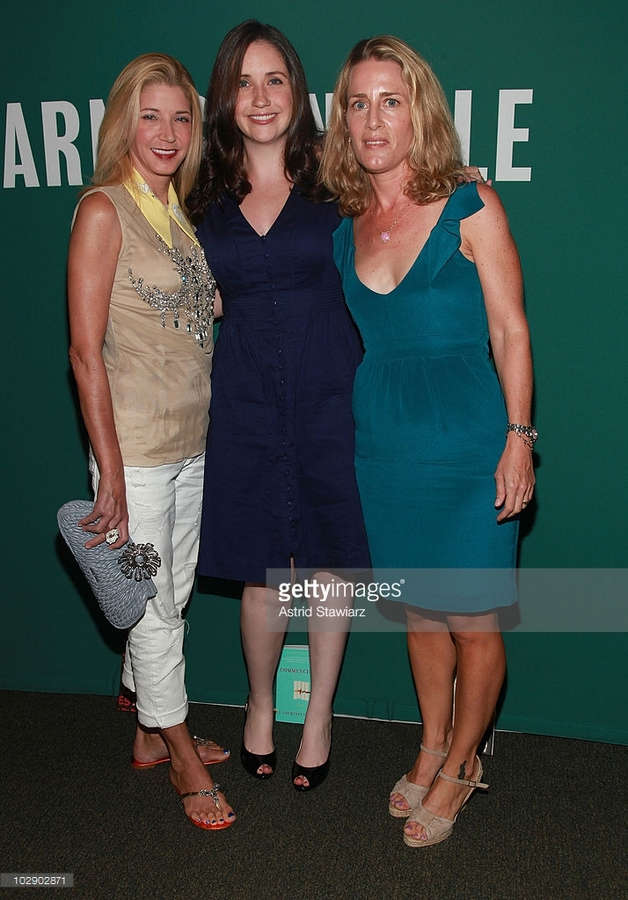 Candace Bushnell Feet
