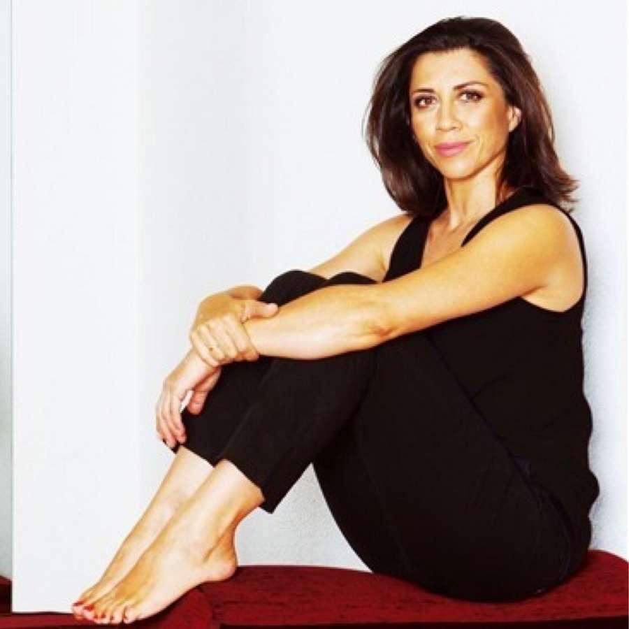 Alicia Borrachero Feet