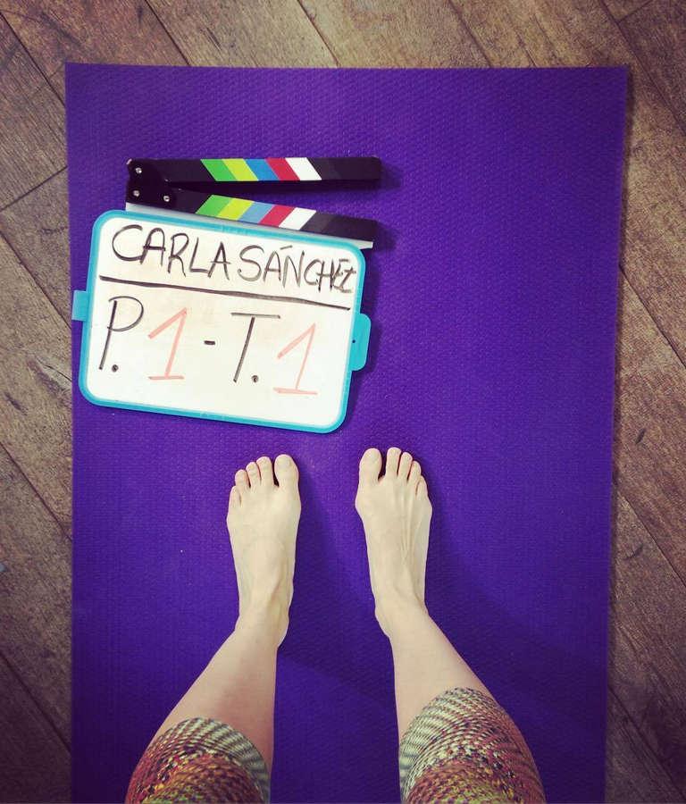 Carla Sanchez Feet