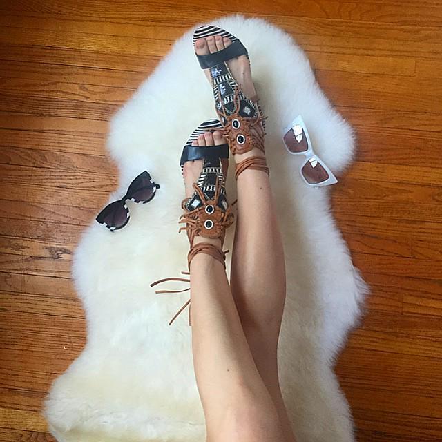 Diana Marks Feet
